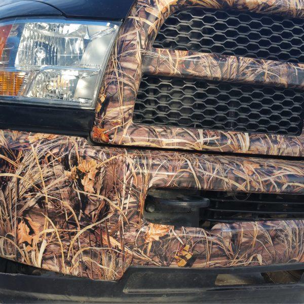 bumper wrap