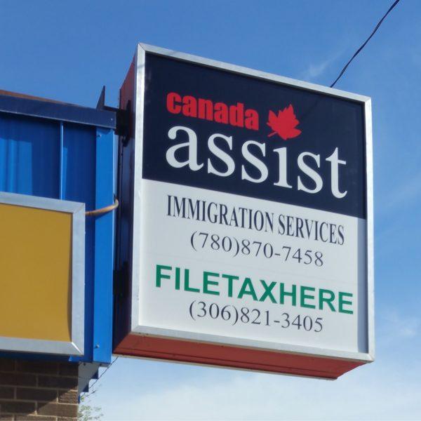 canada assist