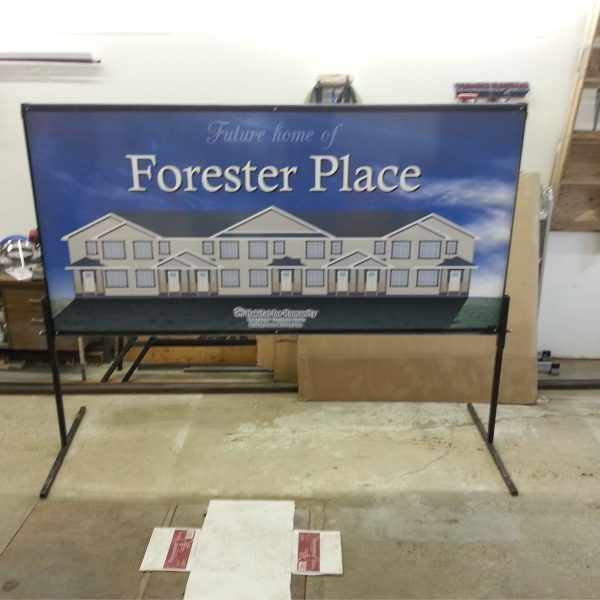 forester place sign