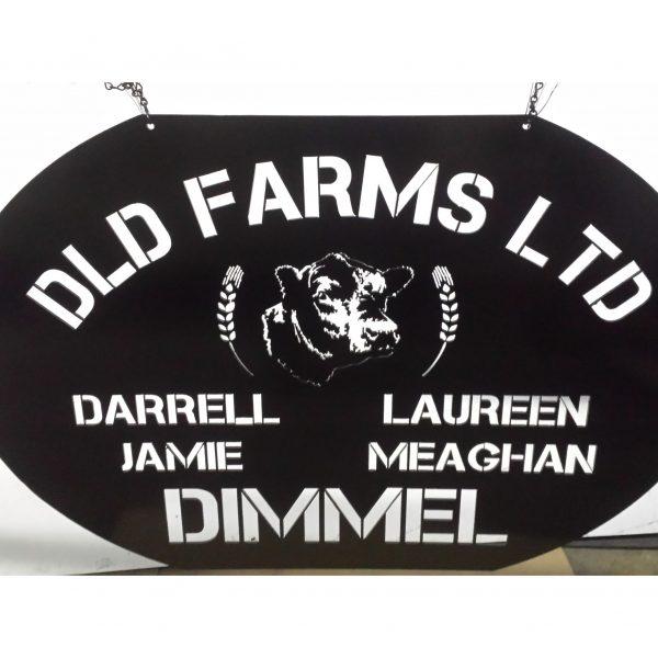 DLD F farms ltd