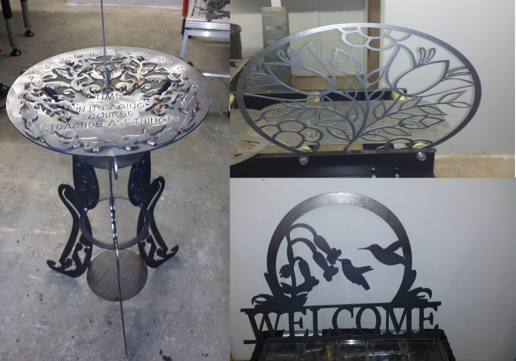 tables and decors